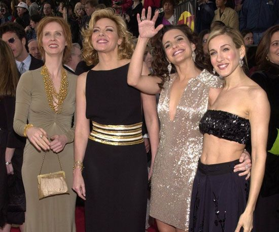 Look Back at the Exciting SAG Awards!: Forever our favorites. #sexandthecity #sagawards