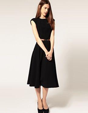 Midi Dress by ASOS