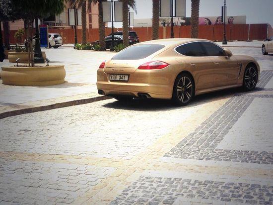 Look at this Porsche Panamera beast!