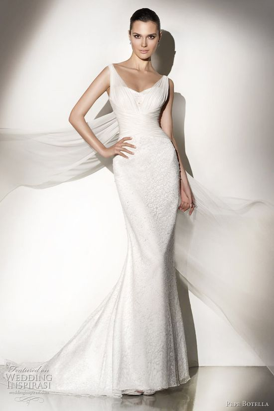 pepe botella 2012 wedding dresses