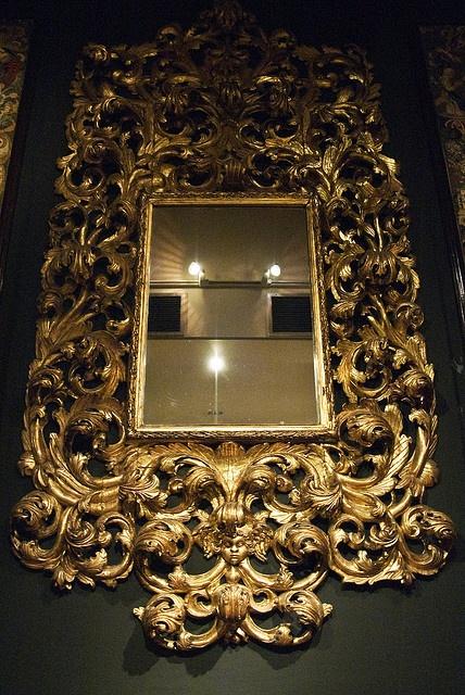 V: Baroque mirror