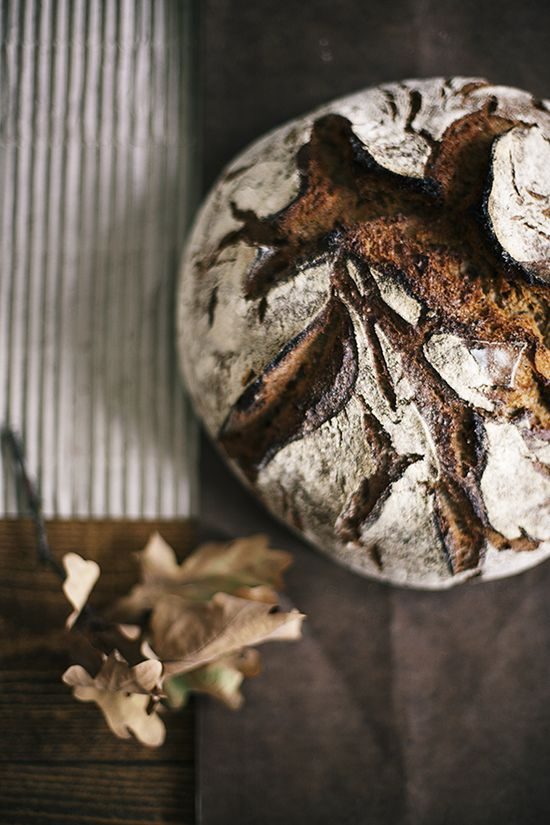 Rustic bread. #food #bread #baking
