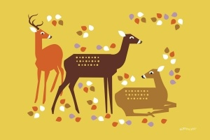 Really lovely desktop wallpapers and prints from Eleanor Design & Illustration.