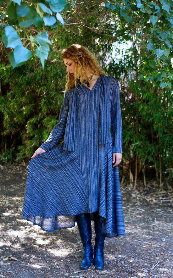 My Norma Kamali Fall Dress by TavinShop