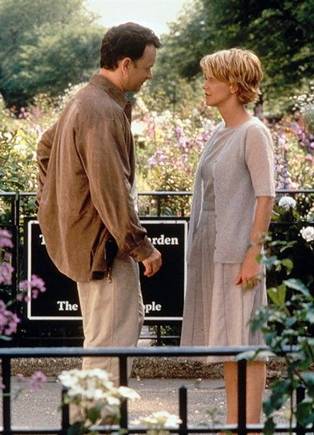 """I wanted it to be you."" - love love LOVE this movie, (and Tom Hanks).  You've Got Mail"