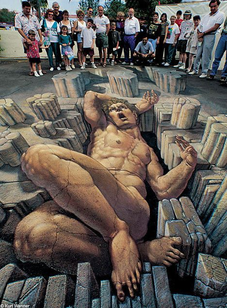 Top 10 3D Street Art #1 2013 Edition - StreetArt101