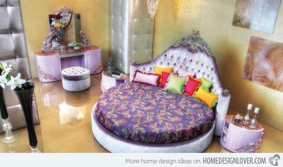 15 Art Deco Bedroom Designs