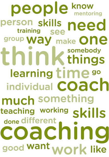 What is important to coaches? by City & Guilds Centre for Skills Development, via Flickr