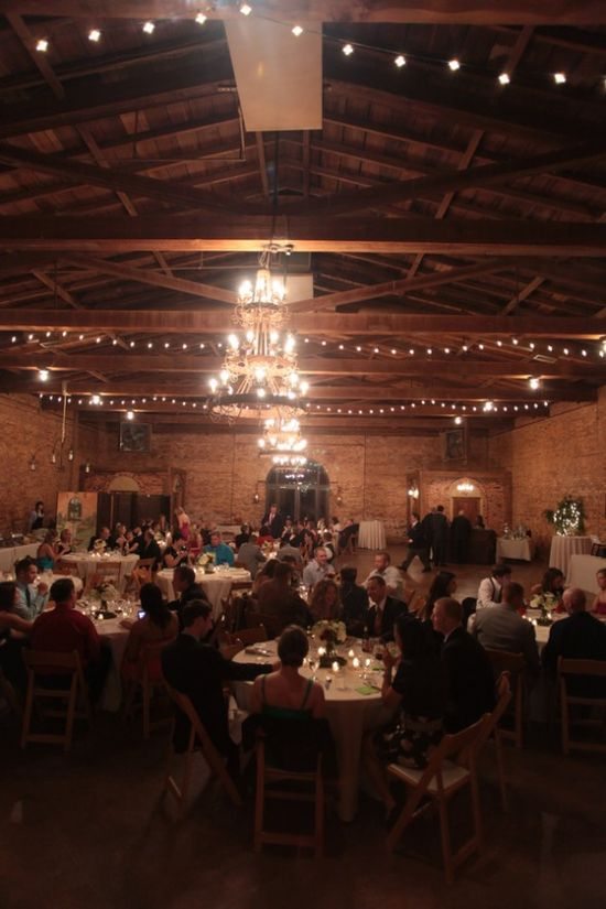 Rustic country barn wedding