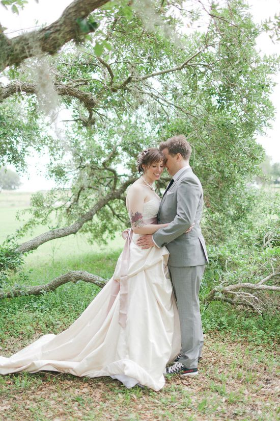 Dade City Farm Wedding from Andi Mans Photography  Read more - www.stylemepretty...