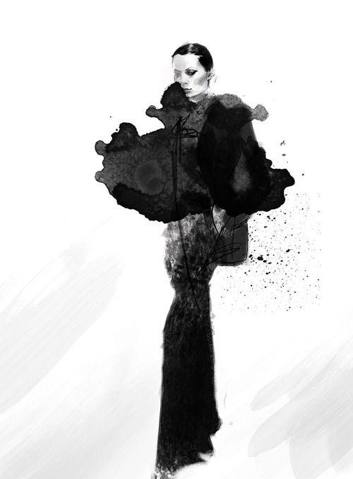 Fashion Illustration H.N.
