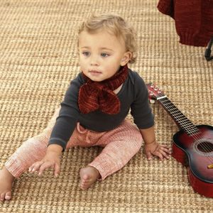 with the little guitar!