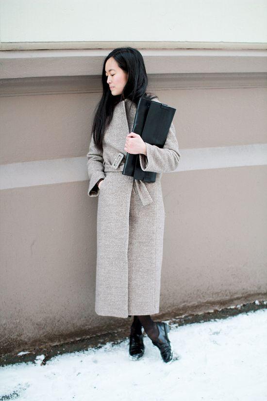 simple coat