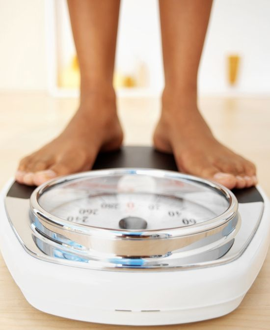 It's Only A Number! Issues With The Scale? Get The Skinny Here!