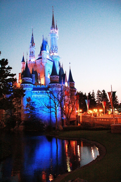Beautiful Cinderella's Castle