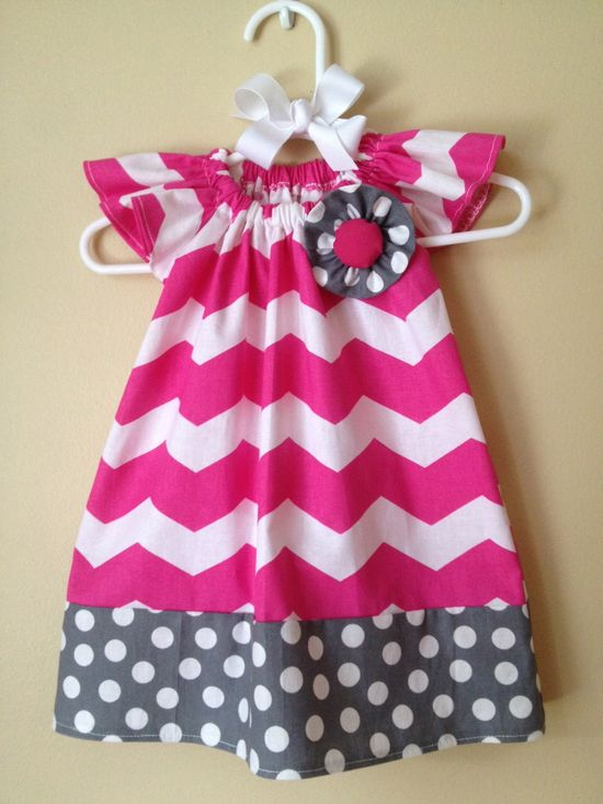 Toddler peasant dress