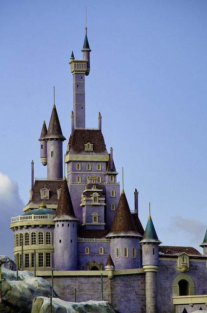 The Beast's Castle, Magic Kingdom