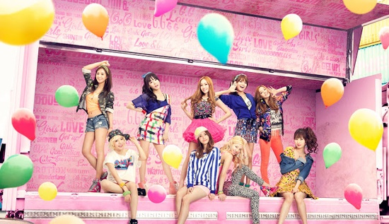 Girls' Generation release individual concept photos for Love & Girls ~ Latest K-pop News - K-pop News