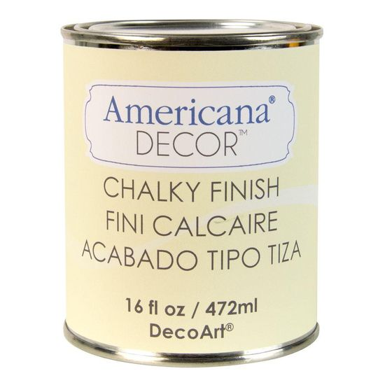 DecoArt Americana Decor 16-oz. Whisper Chalky Finish at The Home Depot