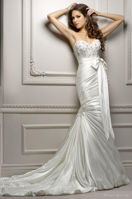 mia wedding dress maggie sottero 2012