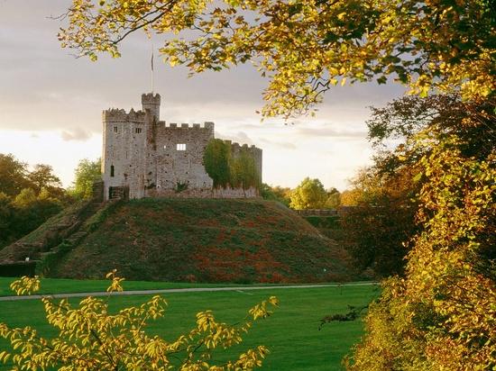 Cardiff Castle, Wales, UK #castle