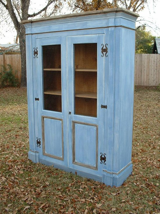 The Canterbury Cabinet by ArcadianCottage on Etsy, $2600.00