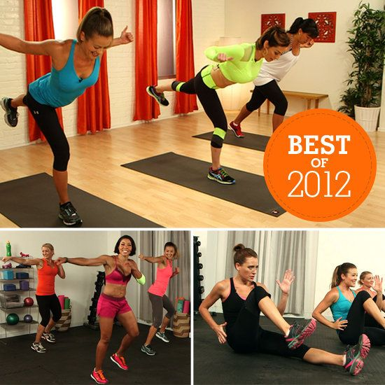 8  10-Minute Full-Body Video Workouts