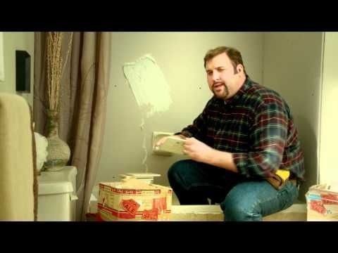 PART 2: RONA Cutting Corners DIY Video for Tile, Tilework & Tiling! The new home improvement show for do-it-yourselfers who want to do it wrong! #howto #rona #cuttingcorners #robkerr #funny #commercial #ad #ads #diy