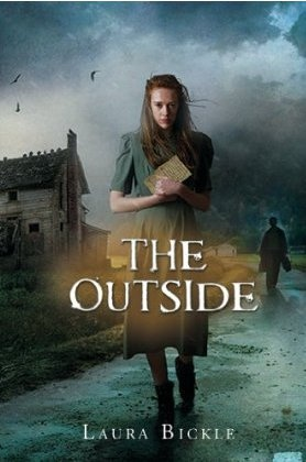 #CoverReveal The Outside (The Hallowed Ones, #2) by Laura Bickle (@Laura_Bickle)