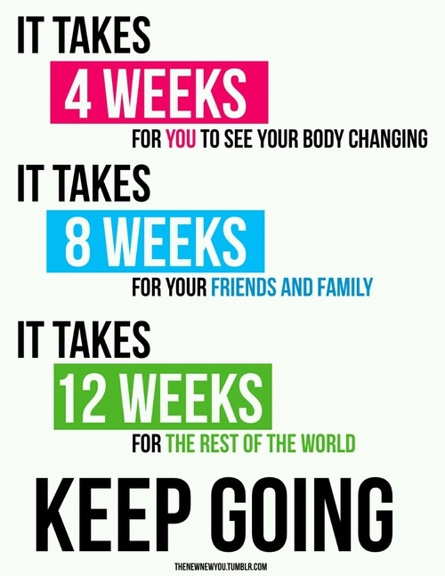 Keep going! #workout #exercise #fitness
