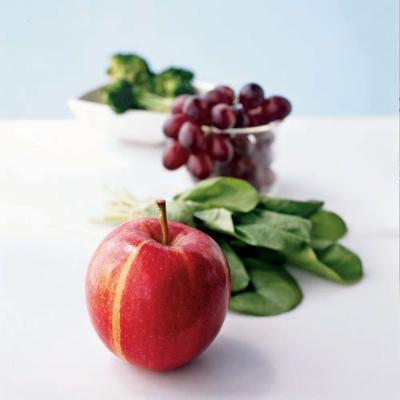 Eat more fruits & veggies