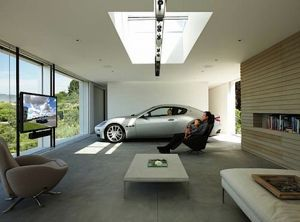 luxury garage - mylusciouslife-luxury house design ideas - custom garages.jpg