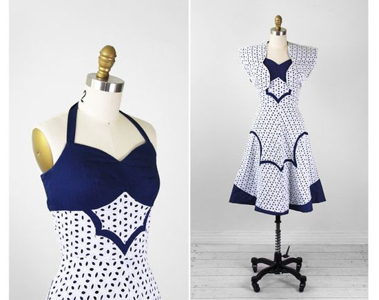 1950s dress /