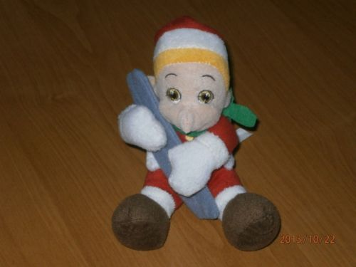Charity Item Stuffed Animal Plush Toy Kids Toy Coca Cola Christmas Elf