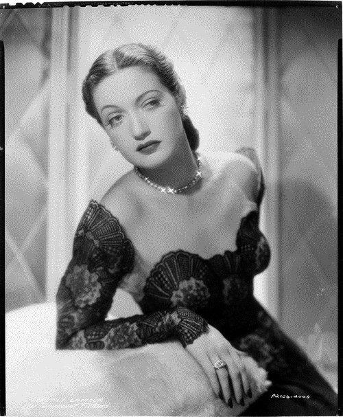 Dorothy Lamour, 1940