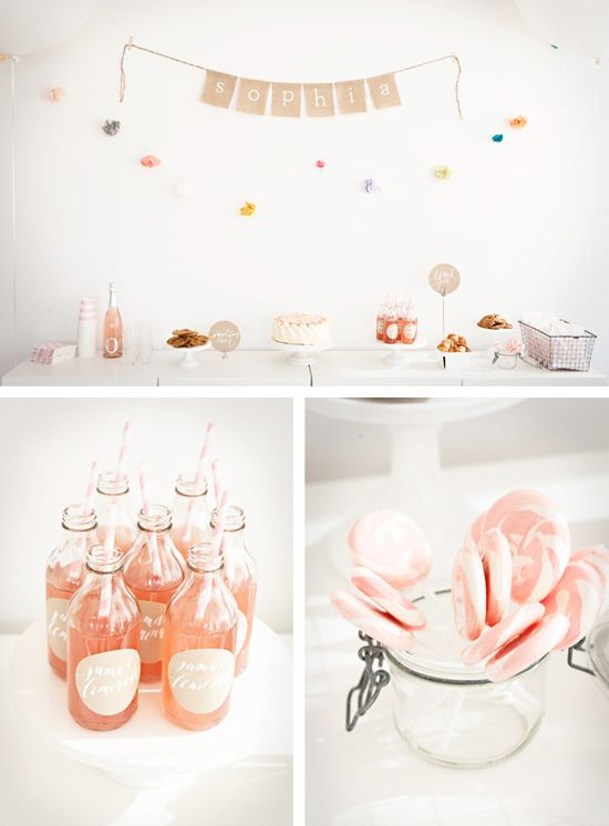 pretty pink party