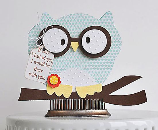"""""""If only I had wings"""" card made with the new Wild Card 2 cartridge! #cricut"""
