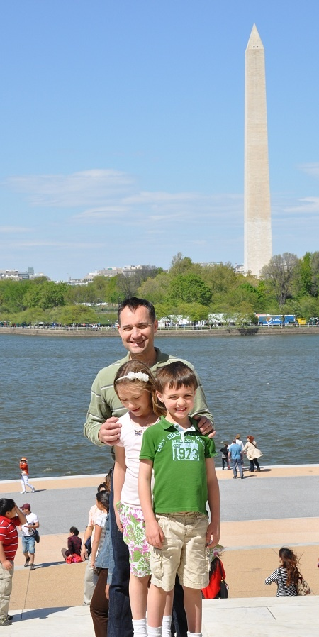 Our Easter trip to D.C.