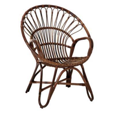.rattan chair