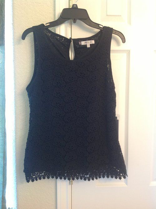 Vintage style top by JLo  - $29