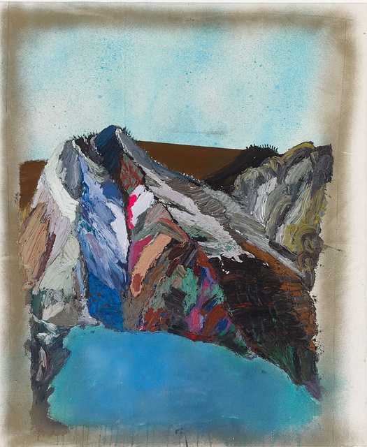 Landscape Painting by Sarah Thibault