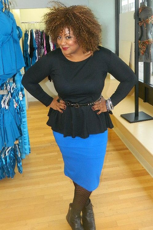 Outfit Of the Day The Curvy Fashionista