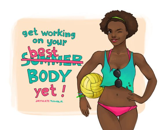 Get working on your best body yet!