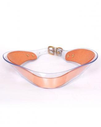 Fleet Ilya, Slim Curved Belt with thick vinyl