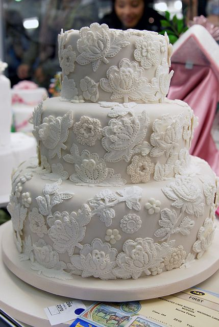 Wedding cake #dental #poker