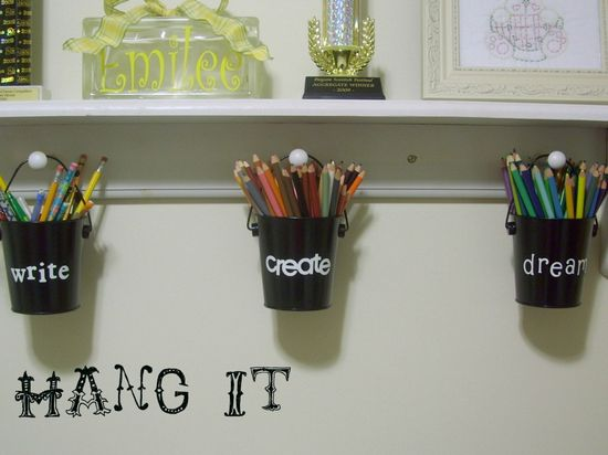Organized Kids Rooms - Organize and Decorate Everything
