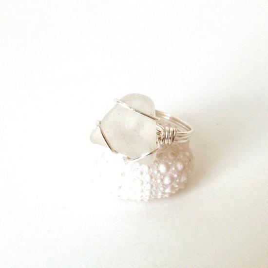 sea glass jewelry beach jewelry
