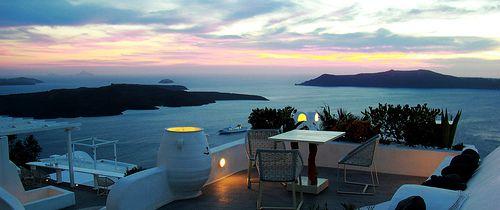 Scenic View - Santorini (Thira), Greece