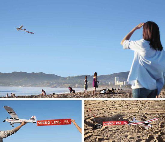 RC-banner-planes KIA