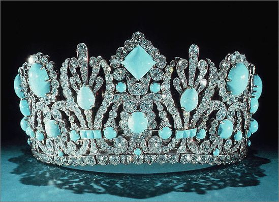 Napoleon's Crown Jewels.